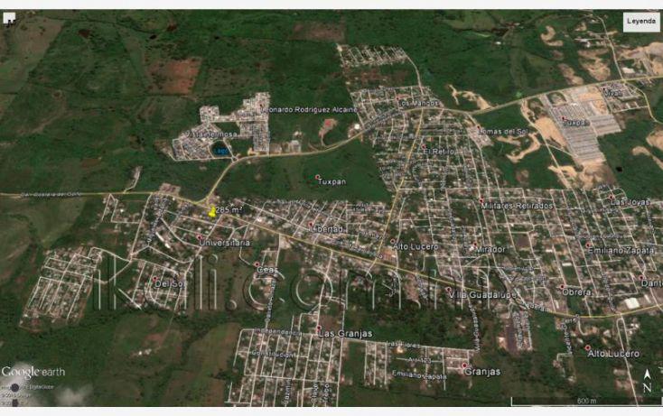 Foto de terreno habitacional en venta en emiliano zapata, universitaria, tuxpan, veracruz, 1711522 no 08
