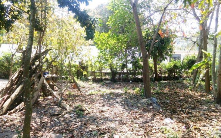 Foto de terreno habitacional en venta en emiliano zapata, universitaria, tuxpan, veracruz, 1711522 no 09