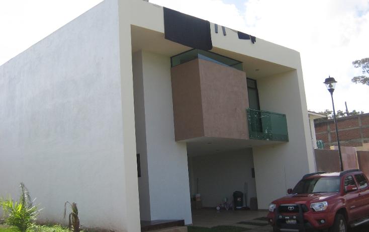 Foto de casa en venta en  , emiliano zapata, uruapan, michoacán de ocampo, 1203121 No. 01