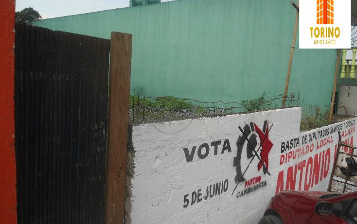Foto de terreno habitacional en venta en  , emiliano zapata, xalapa, veracruz de ignacio de la llave, 1876968 No. 01