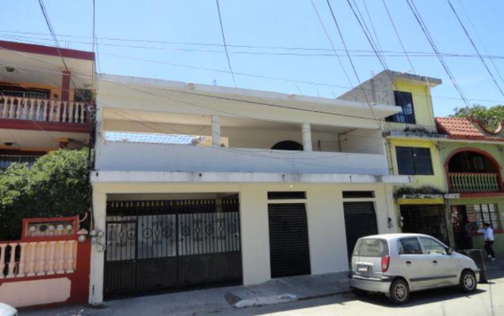 Foto de casa en venta en emilio carranza 1210, cascajal, tampico, tamaulipas, 1119239 no 01