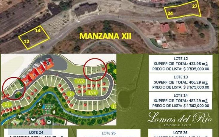 Foto de terreno habitacional en venta en  59, independencia, naucalpan de juárez, méxico, 1654681 No. 09