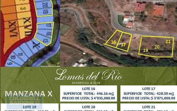 Foto de terreno habitacional en venta en  59, independencia, naucalpan de juárez, méxico, 1654681 No. 14