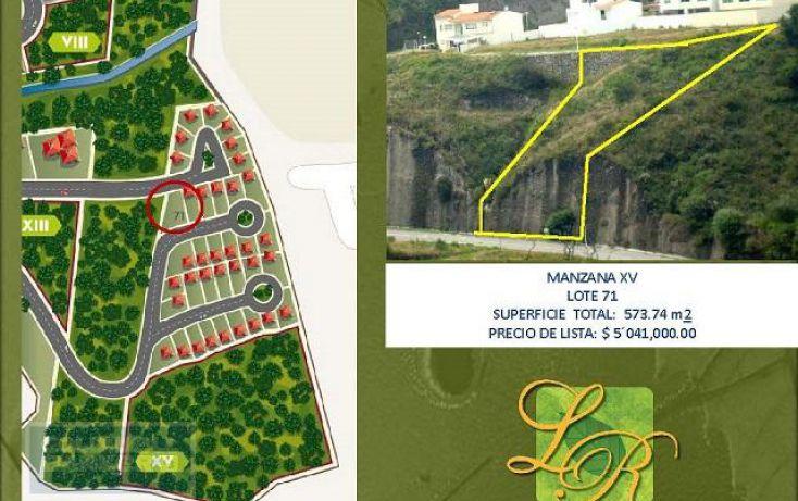 Foto de terreno habitacional en venta en emilio gustavo baz, residencial lomas del ro 59, independencia, naucalpan de juárez, estado de méxico, 1654681 no 07