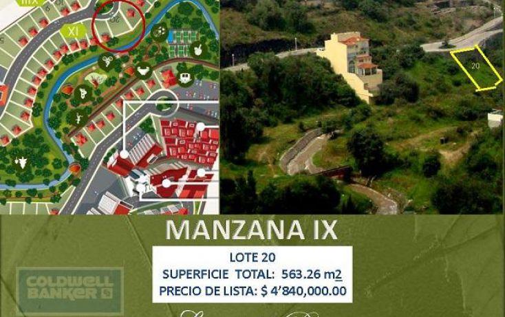 Foto de terreno habitacional en venta en emilio gustavo baz, residencial lomas del ro 59, independencia, naucalpan de juárez, estado de méxico, 1654681 no 11