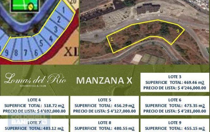 Foto de terreno habitacional en venta en emilio gustavo baz, residencial lomas del ro 59, independencia, naucalpan de juárez, estado de méxico, 1654681 no 12