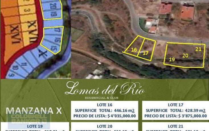 Foto de terreno habitacional en venta en emilio gustavo baz, residencial lomas del ro 59, independencia, naucalpan de juárez, estado de méxico, 1654681 no 14