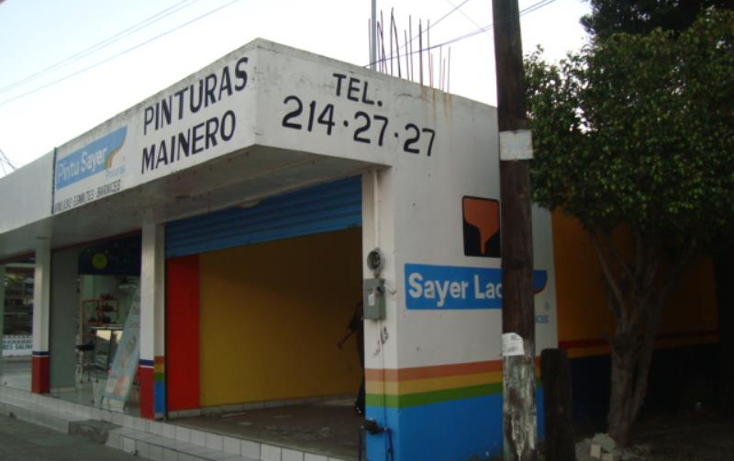Foto de local en renta en emilio portes gil 1404, guadalupe mainero, tampico, tamaulipas, 1205781 No. 01
