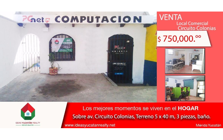 Foto de casa en venta en  , emilio portes gil, mérida, yucatán, 1606486 No. 01