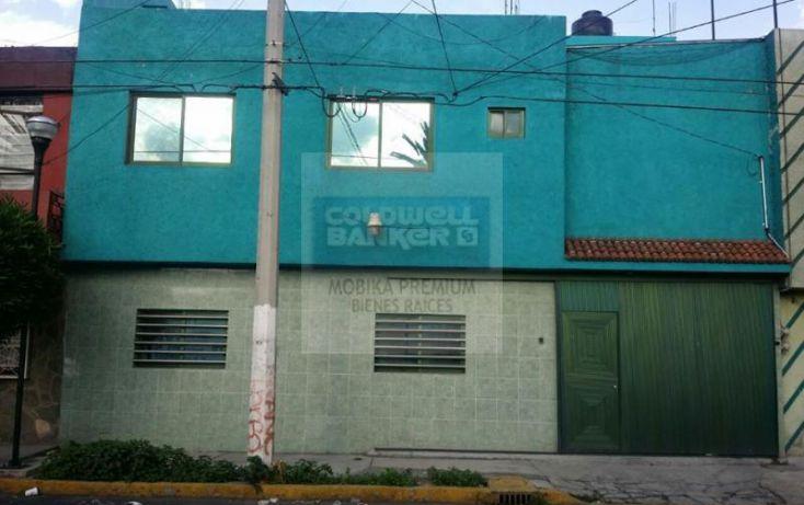 Foto de casa en venta en emperadores aztecas, san pedro, iztacalco, df, 1195689 no 01