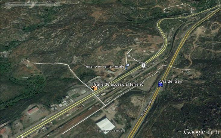 Foto de terreno comercial en renta en  , encanto norte, tecate, baja california, 1157649 No. 01