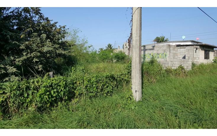 Foto de terreno habitacional en venta en  , encinal y mesa, ozuluama de mascareñas, veracruz de ignacio de la llave, 1553460 No. 04