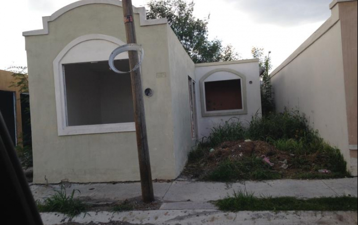 Foto de casa en venta en encino, praderas de cadereyta, cadereyta jiménez, nuevo león, 673869 no 01