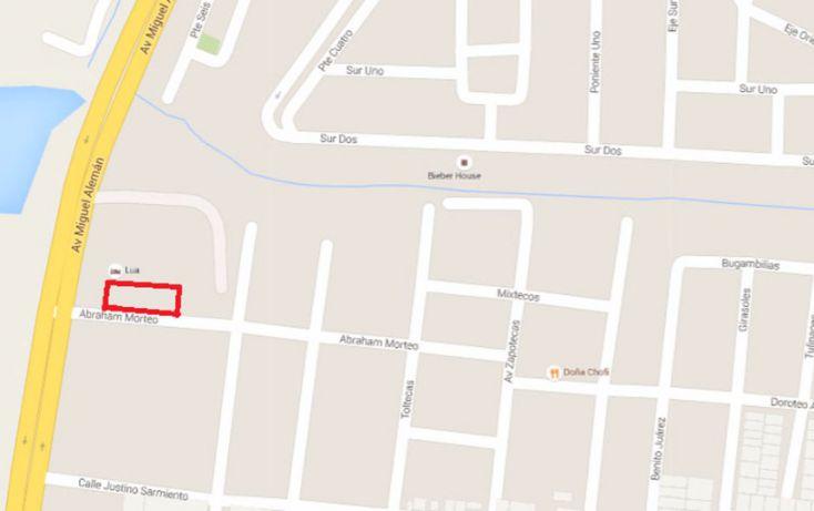 Foto de terreno comercial en venta en, enrique c rebsamen, veracruz, veracruz, 1736856 no 02