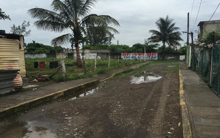 Foto de terreno habitacional en venta en  , enrique c rebsamen, veracruz, veracruz de ignacio de la llave, 2035604 No. 04