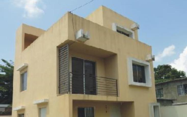 Foto de casa en venta en  , enrique cárdenas gonzalez, tampico, tamaulipas, 1083787 No. 01