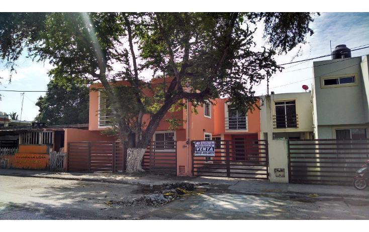 Foto de casa en venta en  , enrique cárdenas gonzalez, tampico, tamaulipas, 1239009 No. 01