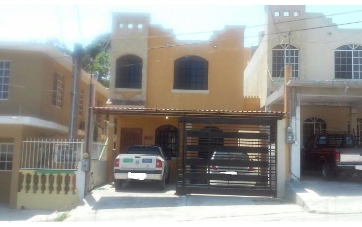 Foto de casa en venta en  , enrique c?rdenas gonzalez, tampico, tamaulipas, 1942970 No. 01