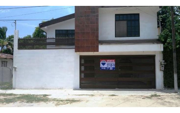 Foto de casa en venta en  , enrique c?rdenas gonzalez, tampico, tamaulipas, 1977464 No. 01