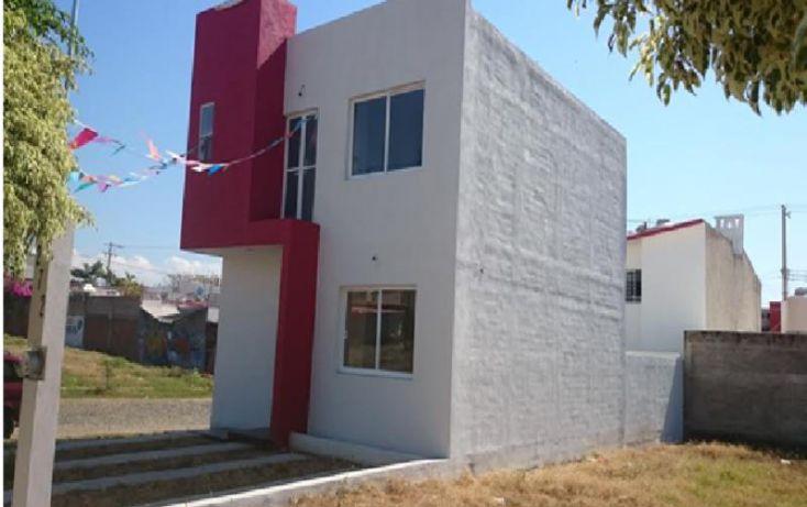 Foto de casa en venta en enrique corona 100, campestre, villa de álvarez, colima, 1387489 no 02