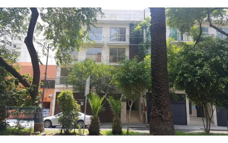 Foto de departamento en venta en  1, narvarte poniente, benito juárez, distrito federal, 2120502 No. 01