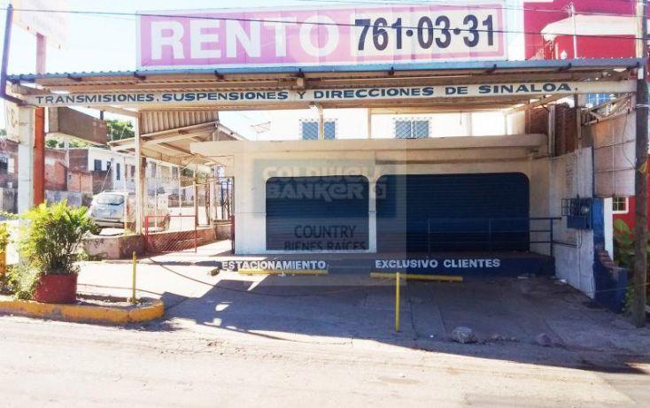 Foto de local en renta en enrique recio 1255, independencia, culiacán, sinaloa, 1566974 no 01