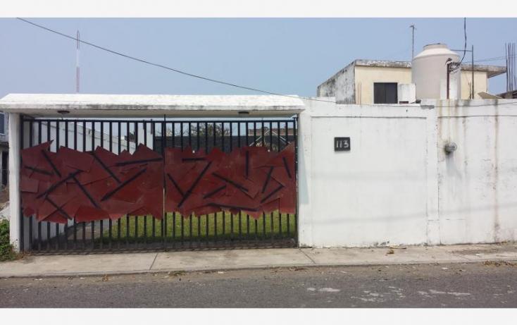 Foto de terreno comercial en renta en enrique rodríguez cano 113, miguel alemán, veracruz, veracruz, 859017 no 01