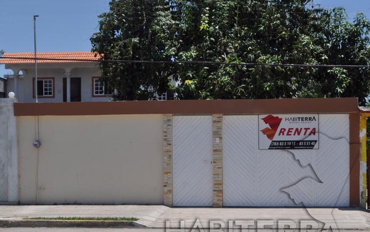 Foto de casa en renta en  , enrique rodriguez cano, tihuatlán, veracruz de ignacio de la llave, 1052607 No. 01