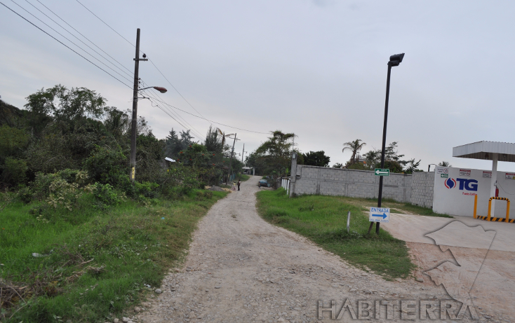 Foto de terreno habitacional en venta en  , enrique rodriguez cano, tihuatlán, veracruz de ignacio de la llave, 1699572 No. 02