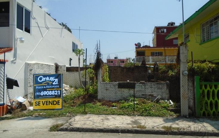 Foto de terreno habitacional en venta en enriquez , túxpam de rodríguez cano centro, tuxpan, veracruz de ignacio de la llave, 1720960 No. 01