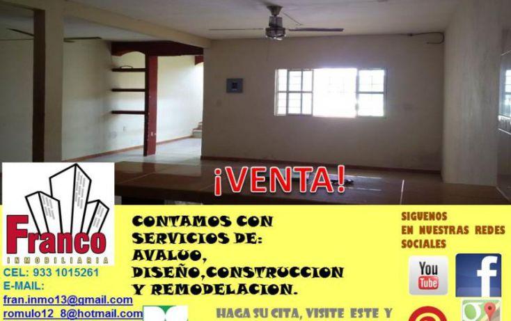 Foto de casa en venta en enrrique priego oropeza, gobernadores, comalcalco, tabasco, 1934548 no 03
