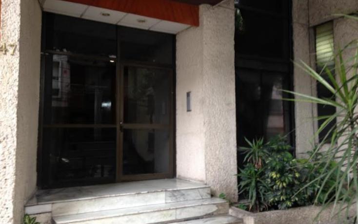 Foto de departamento en venta en ensenada 47, hipódromo, cuauhtémoc, distrito federal, 0 No. 01