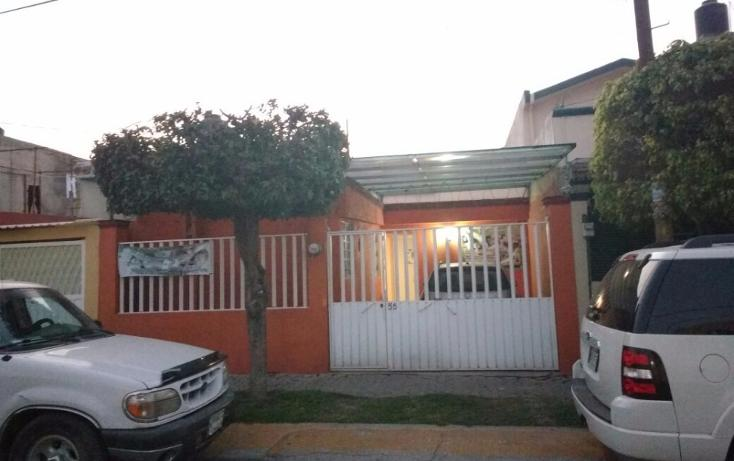 Foto de casa en venta en  , ensueños, cuautitlán izcalli, méxico, 1542262 No. 01