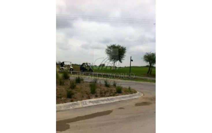 Foto de terreno habitacional en venta en entrada 1234, las aves residencial and golf resort, pesquería, nuevo león, 507950 no 01