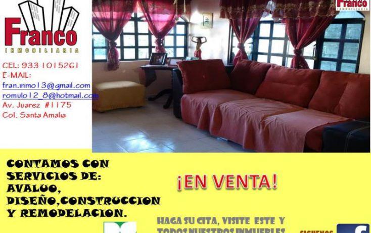 Foto de casa en venta en entrada a allende, cap reyes hernandez 2a secc, comalcalco, tabasco, 1449897 no 04