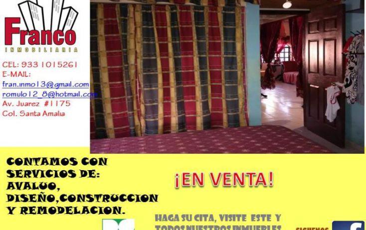 Foto de casa en venta en entrada a allende, cap reyes hernandez 2a secc, comalcalco, tabasco, 1449897 no 07