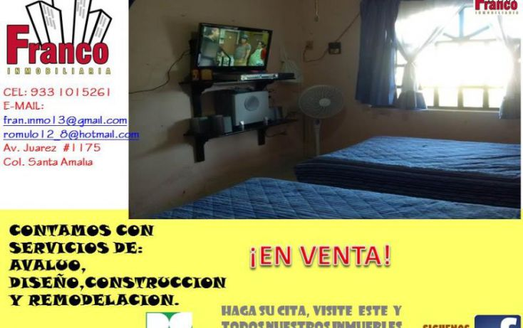 Foto de casa en venta en entrada a allende, cap reyes hernandez 2a secc, comalcalco, tabasco, 1449897 no 09