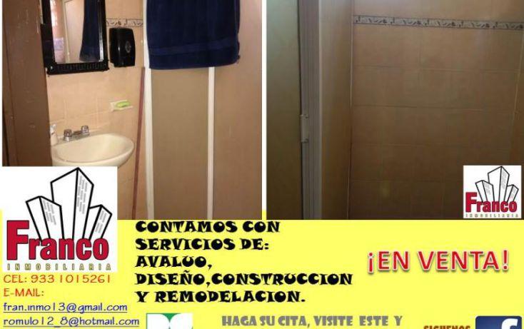 Foto de casa en venta en entrada a allende, cap reyes hernandez 2a secc, comalcalco, tabasco, 1449897 no 10