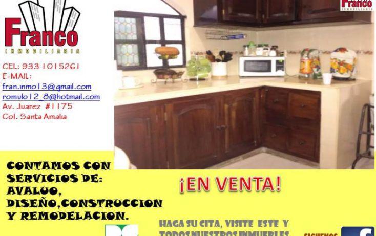 Foto de casa en venta en entrada a allende, cap reyes hernandez 2a secc, comalcalco, tabasco, 1449897 no 13