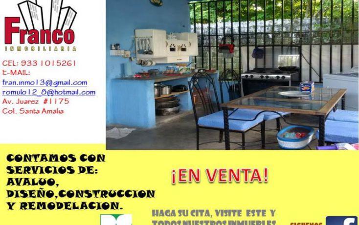 Foto de casa en venta en entrada a allende, cap reyes hernandez 2a secc, comalcalco, tabasco, 1449897 no 15