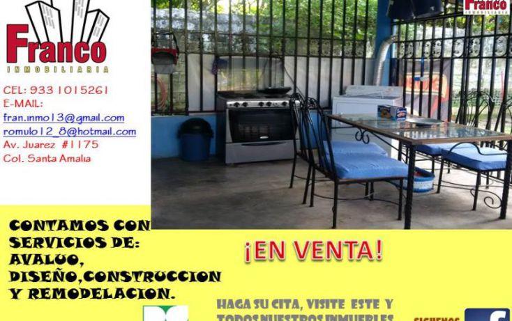 Foto de casa en venta en entrada a allende, cap reyes hernandez 2a secc, comalcalco, tabasco, 1449897 no 16