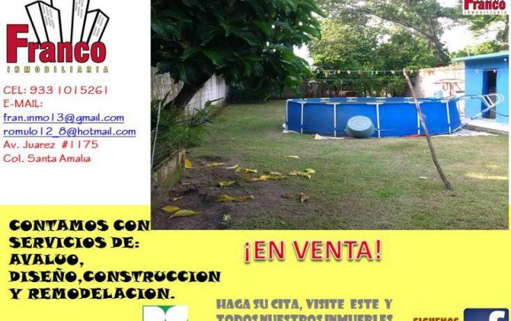 Foto de casa en venta en entrada a allende, cap reyes hernandez 2a secc, comalcalco, tabasco, 1449897 no 17