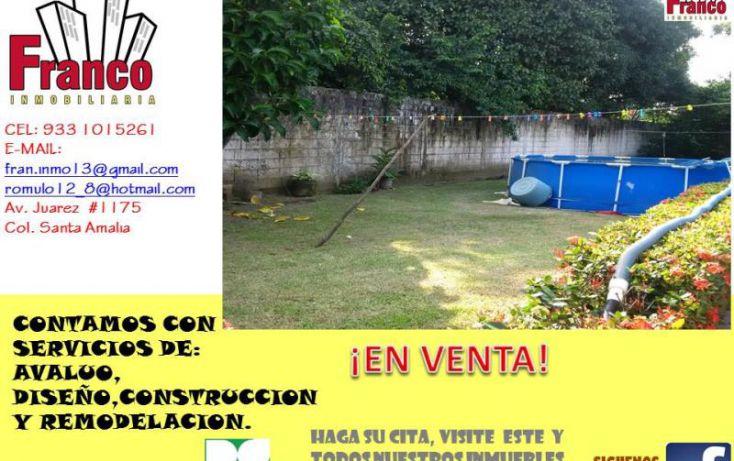 Foto de casa en venta en entrada a allende, cap reyes hernandez 2a secc, comalcalco, tabasco, 1449897 no 19