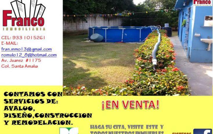 Foto de casa en venta en entrada a allende, cap reyes hernandez 2a secc, comalcalco, tabasco, 1449897 no 20