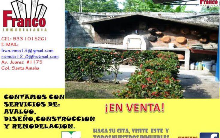 Foto de casa en venta en entrada a allende, cap reyes hernandez 2a secc, comalcalco, tabasco, 1449897 no 21