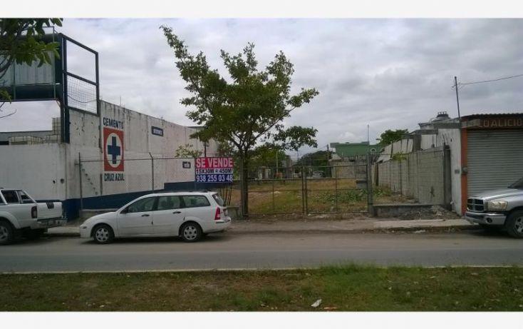 Foto de terreno comercial en venta en entre calle cerro del ajusco y avenida puerto de campeche 22, volcanes, carmen, campeche, 1734636 no 04