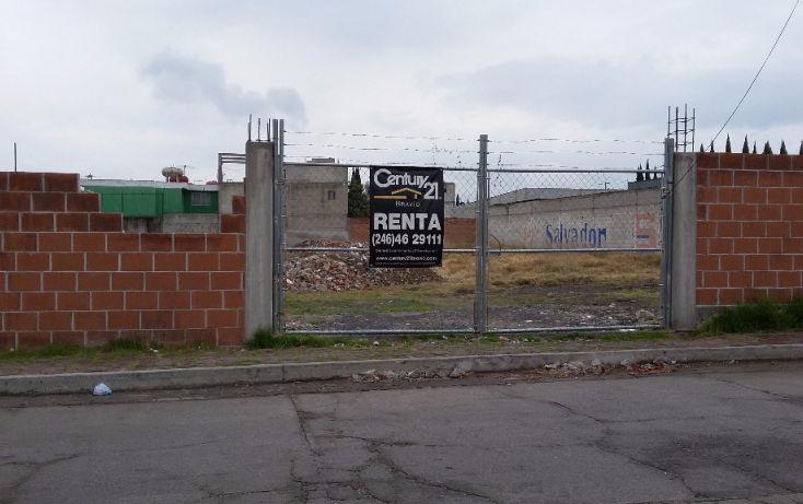 Foto de terreno habitacional en renta en entre calle francisco sarabia y emilio carranza 0, centro, apizaco, tlaxcala, 1714084 no 01