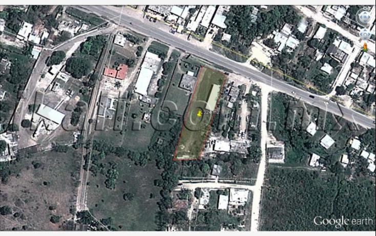 Foto de terreno comercial en venta en entre las calles calito almazan y agustín melgar, infonavit las granjas, tuxpan, veracruz, 605670 no 07