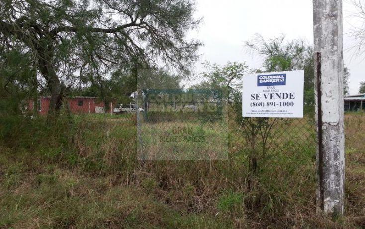 Foto de terreno habitacional en venta en entronque autopista matamorosreynosa, la barranca ejido, matamoros, tamaulipas, 1512643 no 02