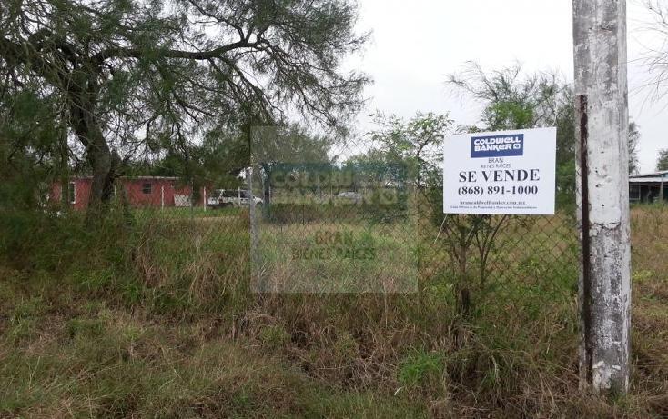Foto de terreno habitacional en venta en  , la barranca (ejido), matamoros, tamaulipas, 1512643 No. 02